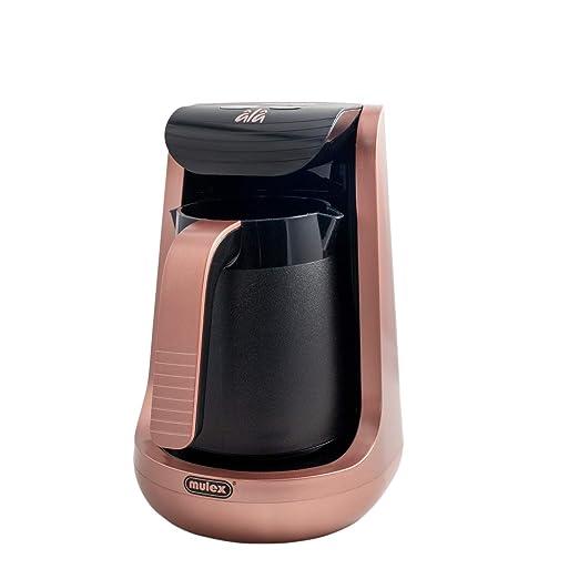 Mulex álá - Cafetera de émbolo de café, eléctrica, de plástico ...
