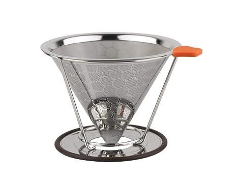 Amazon.com: LeafLoveLife – Filtro de café de alta calidad ...