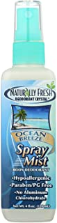 product image for Naturally Fresh - Spray Mist Ocean Breeze 4 oz