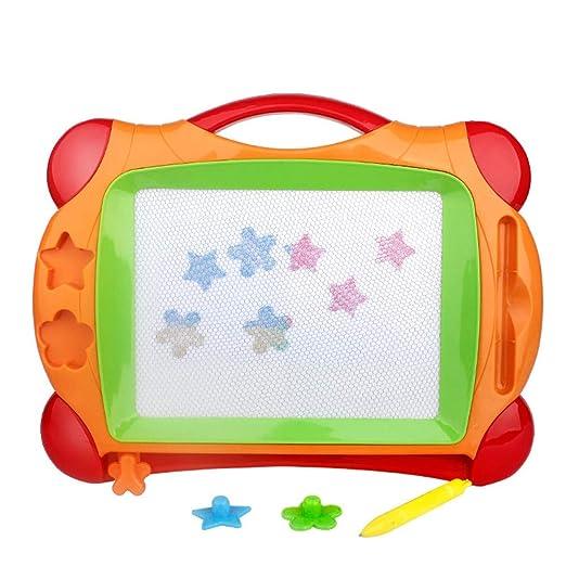 Pizarra Magnética Infantil Tablero de dibujo magnético Soporte ...