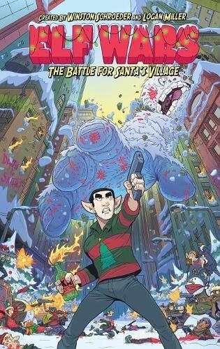 War Elf (Elf Wars: The Battle for Santa's Village)
