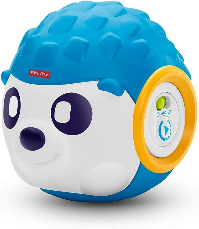 Fisher-Price Erizo rueda y aprende, juguete educativo +3 años ...