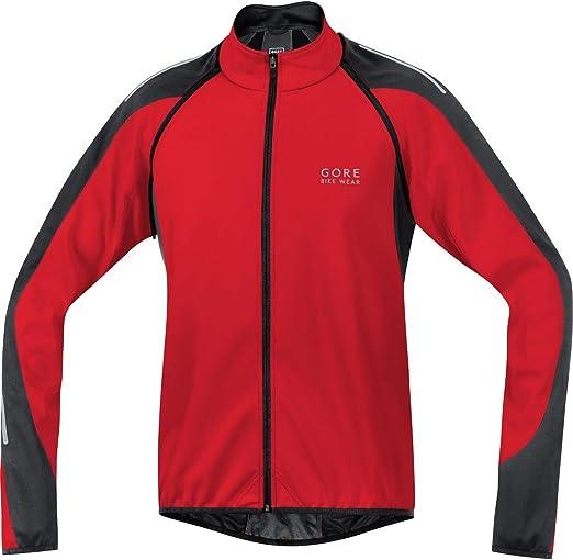 Gore Oxygen Windstopper AS Light Jacket Rain Jacket Size Large In Red Or Black