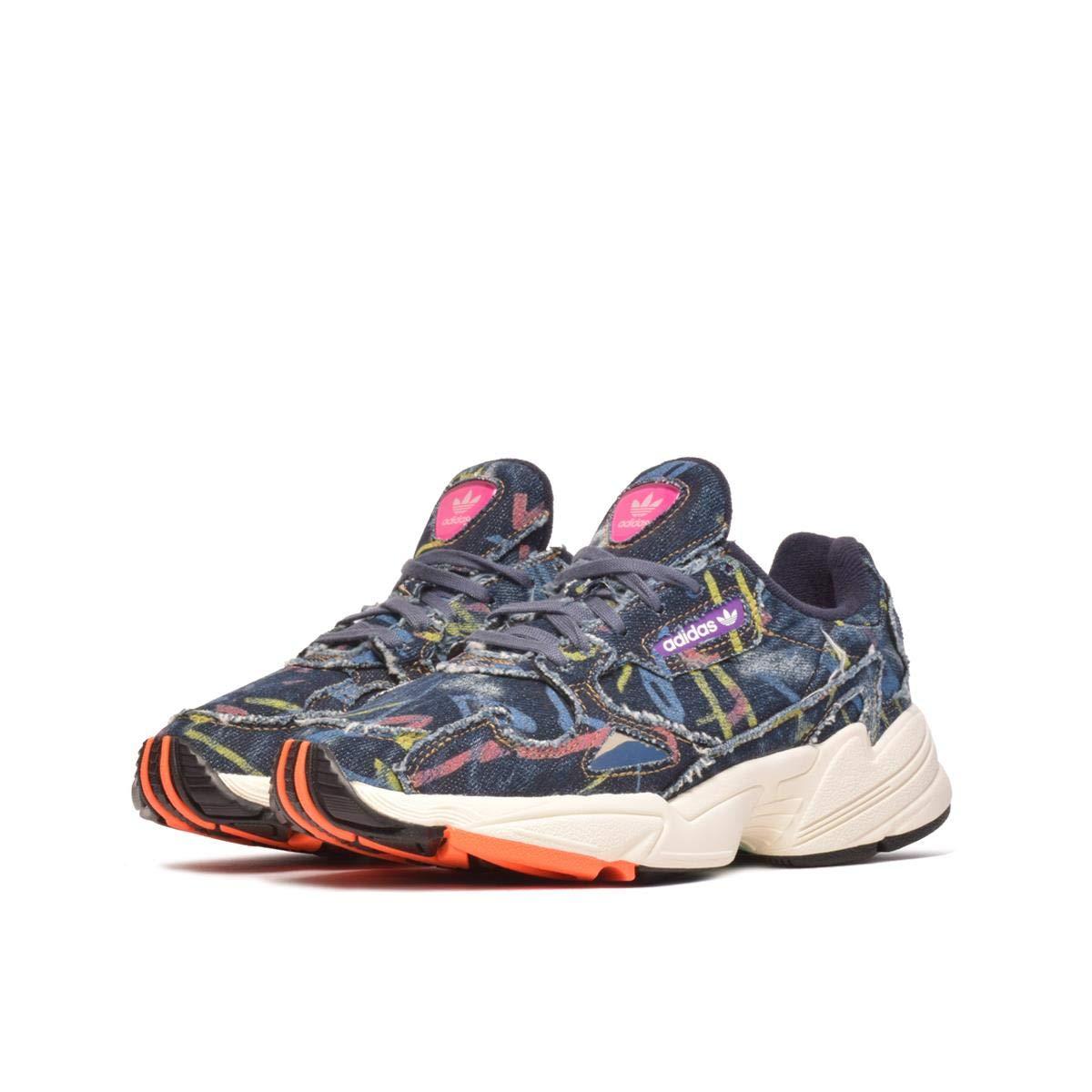 adidas Falcon W (JeansMulticolor): : Schuhe