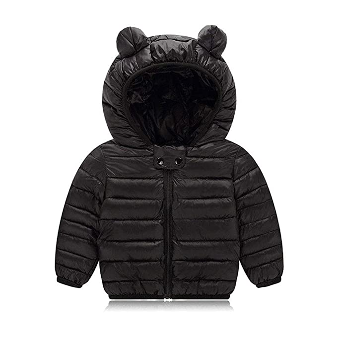 Amazon.com: Friedman Chaqueta para bebé, chaqueta para niñas ...