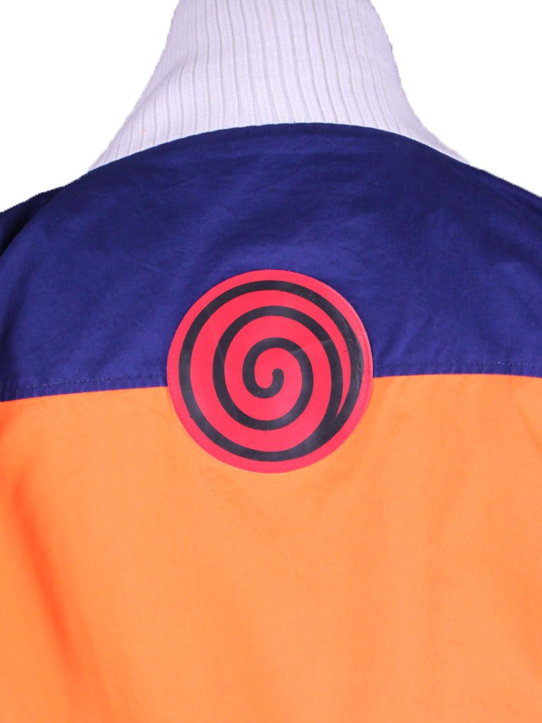 Wsysnl Japanese Anime Cosplay Costume for Uzumaki Naruto Adult/Kids by Wsysnl (Image #6)