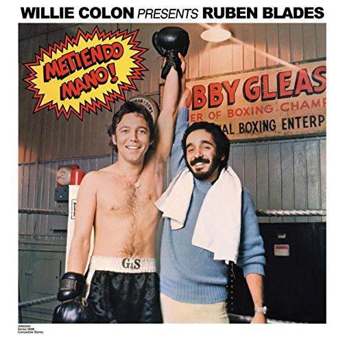 Willie Colon - Ruben Blades - Metiendo Mano (180 Gram Vinyl, Remastered, France - Import)