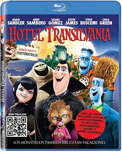 Hotel Transilvania (Blu-Ray) (Import Movie) (European Format - Zone B2) (2013) Dibujos Animados; Genndy Tartak