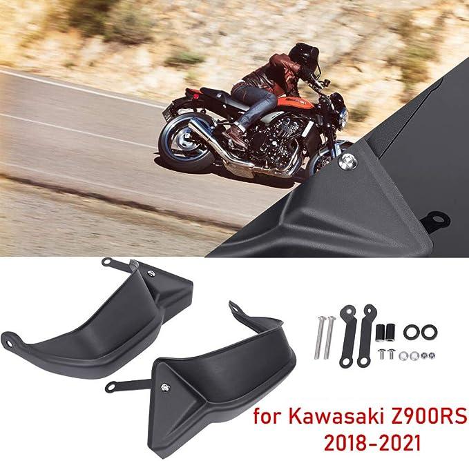 Motorradzubehör Für Z 900rs Windschutzscheibengriff Handschutz Handschutz Bremskupplungsschutz Für Kawasaki Z900rs Z 900 Rs 2018 2021 18 19 20 21 Auto