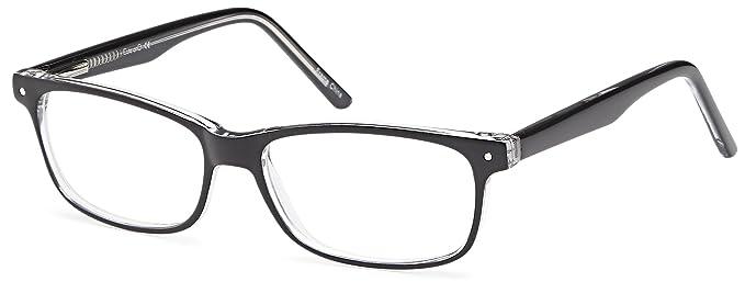 3560d40cd44 DALIX Childrens Prescription Eyeglasses Frames 50-15-135-32 RXable in Black