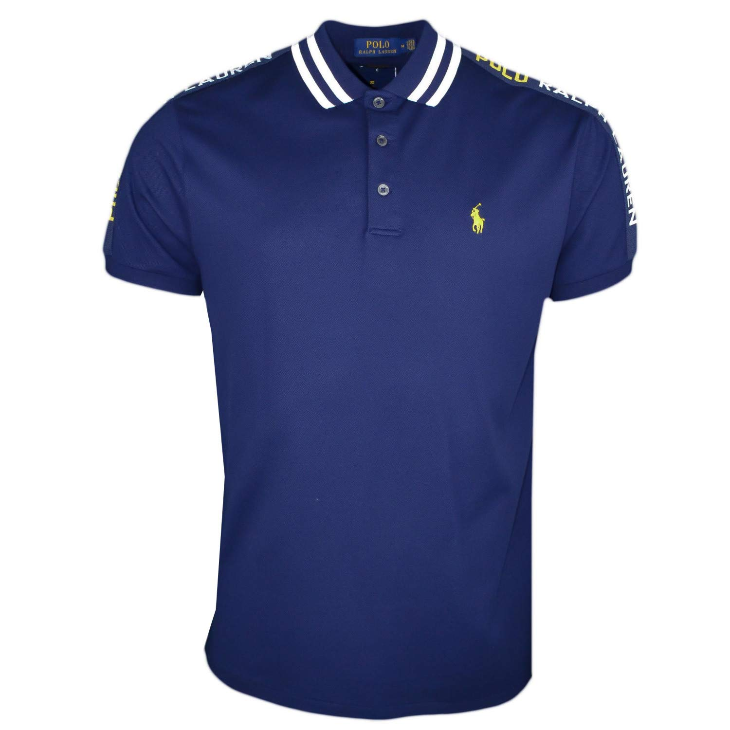 Ralph Lauren - Polo para Hombre, Color Azul Cielo Azul XXL: Amazon ...