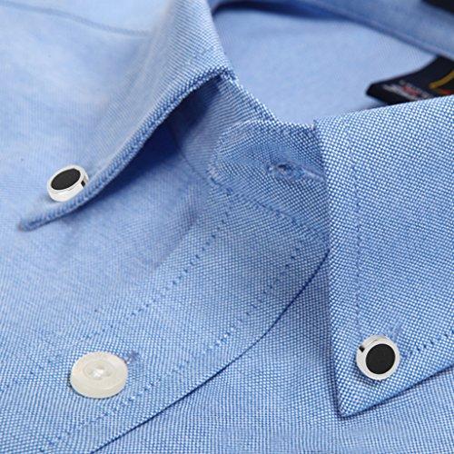 1 paire Boutons de Col pour Homme Shirt