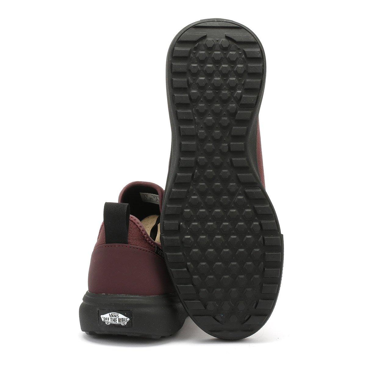 192425bcd86b4a Amazon.com  Vans Catawba Grape Burgundy Black Ultrarange AC Sneakers-UK 11   Shoes