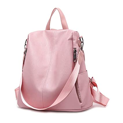 05d036cb686 Amazon.com : Iusun Waterproof Backpack for Women Anti-Theft School ...
