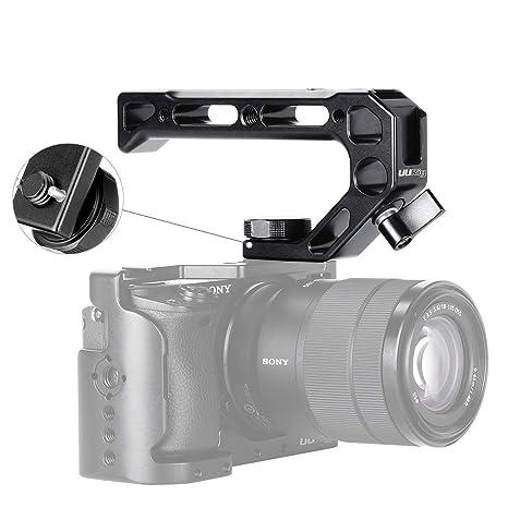 UURig R008 - Agarre de conexión para cámara y cámara réflex ...
