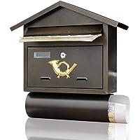 DS-Casilla de correo Buzón - Placa de zinc