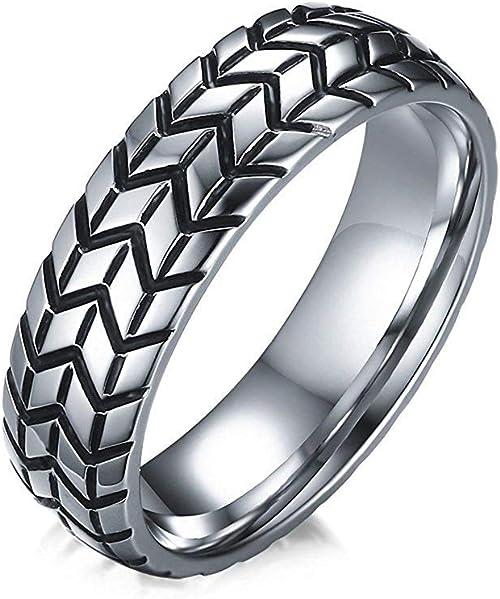 "6MM Men/'s Jewelry 316L Stainless Steel Box Chain Bracelet Silver Tone 7-12/"""
