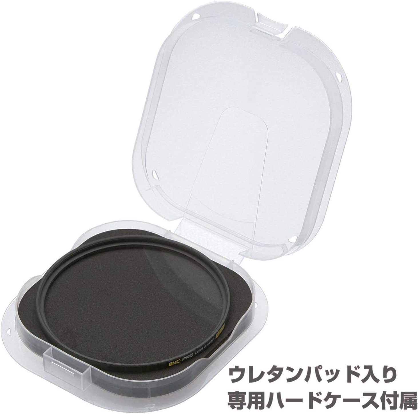 Hakuba 49mm Lens Filter SMC-PRO Lens Guard high Transmittance Thin Frame Made in Japan Protection for CF-SMCPRLG49