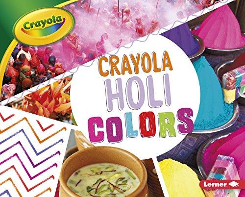 Crayola Holi Colors (Crayola Holiday Colors) by Lerner Pub Group (Image #1)