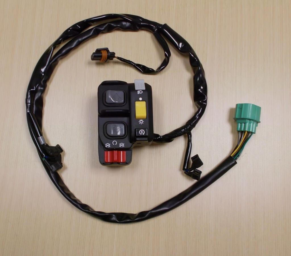 2008-2014 Honda TRX 500 TRX500 Rubicon Electric Shift Start Kill Light Switch