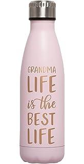 21oz 3dRose Hot Single Grandma-Sports Water Bottle 21 oz Multicolor wb/_202799/_1