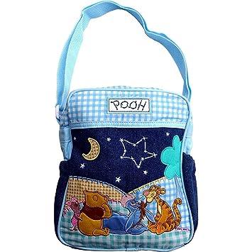 Amazon.com: Disney Winnie the Pooh Mini Bolsa de Pañales: Baby