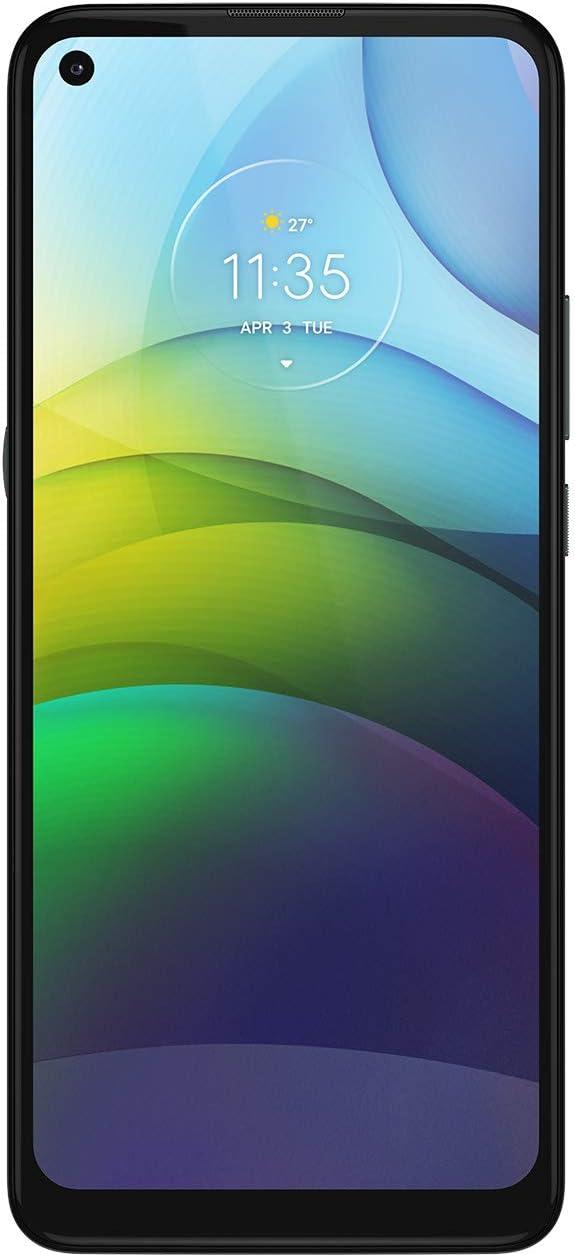 Moto G9 Power | Unlocked | International GSM only | 128GB | 64MP Camera | 2020| Misty Blue