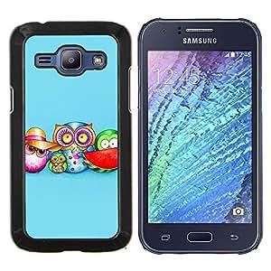 "For Samsung Galaxy J1 J100 , S-type Naturaleza Hermosa Forrest Verde 160"" - Arte & diseño plástico duro Fundas Cover Cubre Hard Case Cover"