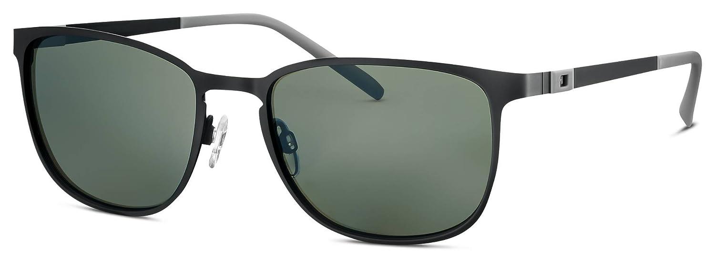 b44c724fec Buena Humphrey's - Gafas de sol - para hombre Negro negro y gris Medium