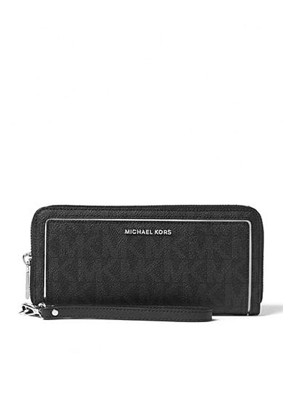 MICHAEL Michael Kors レディース B01MQI5WIM ブラック Wallet