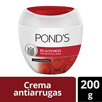 Ponds Rejuveness Anti-wrinkle Cream 7oz, Crema Ponds Rejuvecedora Contra-las Arrugas 200gr