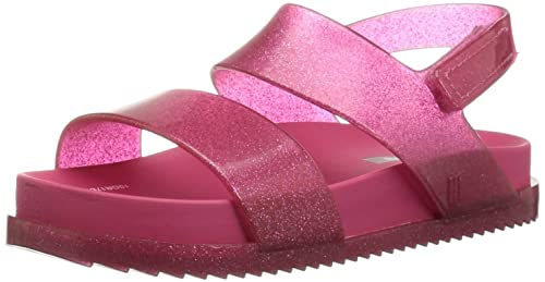 Mini Melissa Unisex-Child Mini Cosmic Sandal Slipper