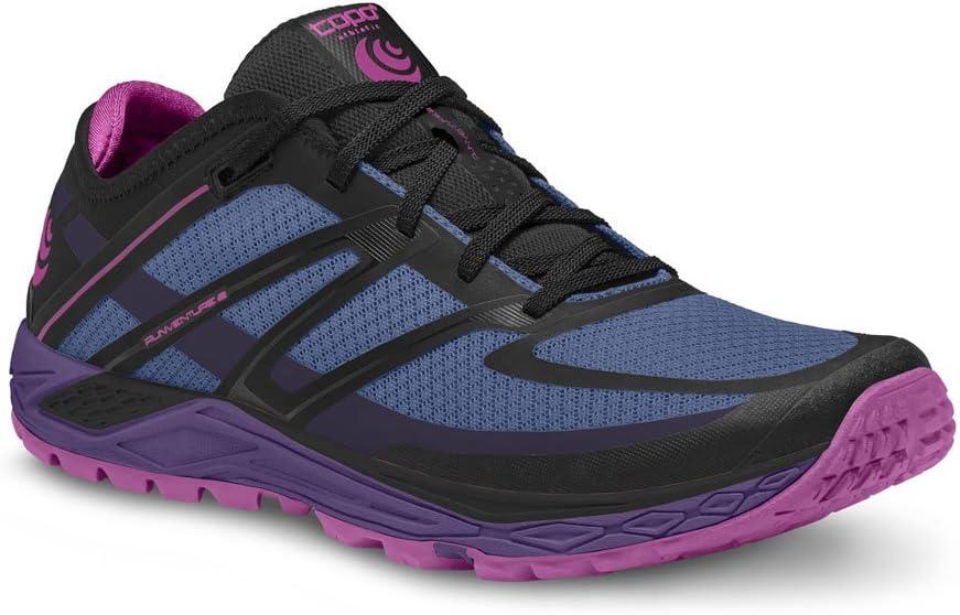 Topo Athletic Runventure 2 Zapatillas de correr para mujer, color: piedra/ciruela, talla: 7.5 (W022-075-STNPLU): Topo Athletic: Amazon.es: Deportes y aire libre