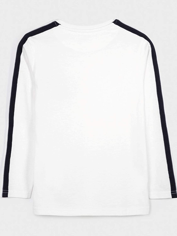 7045 Mayoral Marfil Camiseta Manga Larga para ni/ño