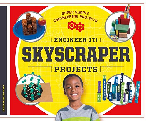 Book Cover: Engineer it! Skyscraper projects