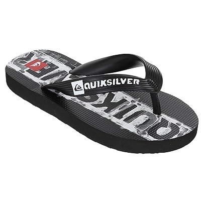 Quiksilver Men's Java Obscure Flip Flop Sandals: Shoes