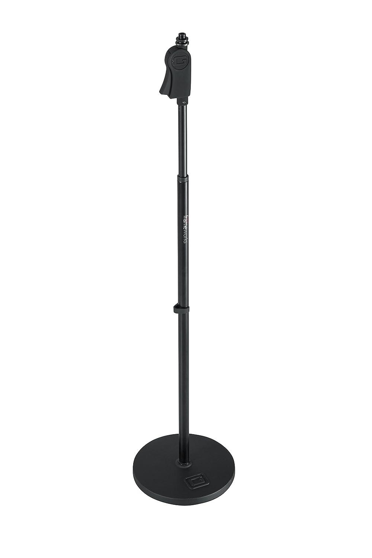 Asta per microfono Frameworks GFW-MIC-1001 base tonda 25,5 cm