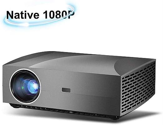 Ai LIFE Proyector Proyector HD Nativo de 1080p Brillo 8000 Lux ...