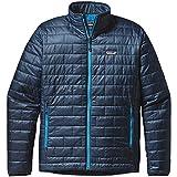 【正規取扱店製品】patagonia パタゴニア ナノパフジャケット男性用 84212 ネイビーブルー S