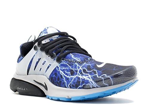 Nike Mens Air Presto QS Lightning Black