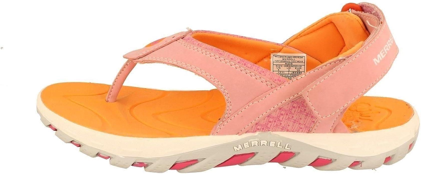 Filles Merrell Summer toe post sandals Eau Pro plongeant