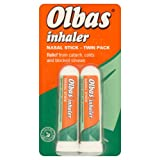 Olbas Nasal Inhaler 695mg Pack of 2