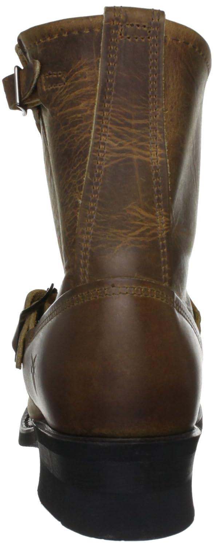 FRYE Women's B0057Q07CS Engineer 8R Ankle Boot B0057Q07CS Women's 6.5 B(M) US|Dark Brown Old Town-77500 c825a0