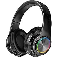 SEASKY Auriculares inalámbricos,Auriculares para Juegos micrófono con Reductor de Ruido Integrado,Ideal para PC o…
