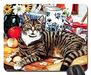Cat Mouse Pad, Mousepad (Cats Mouse Pad)
