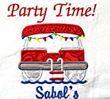 Form toll Boating towel, Dish Towel, River House Decor, Lake House Decor, Pontoon , Party Boat Towel, Handmade, Far-sighted Drying Towels, (Option to add name)