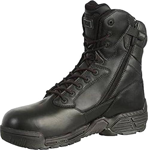 Amazon Magnum Negro Negro Hombre Para Cordones De es Zapatos q0pgfrW0cS
