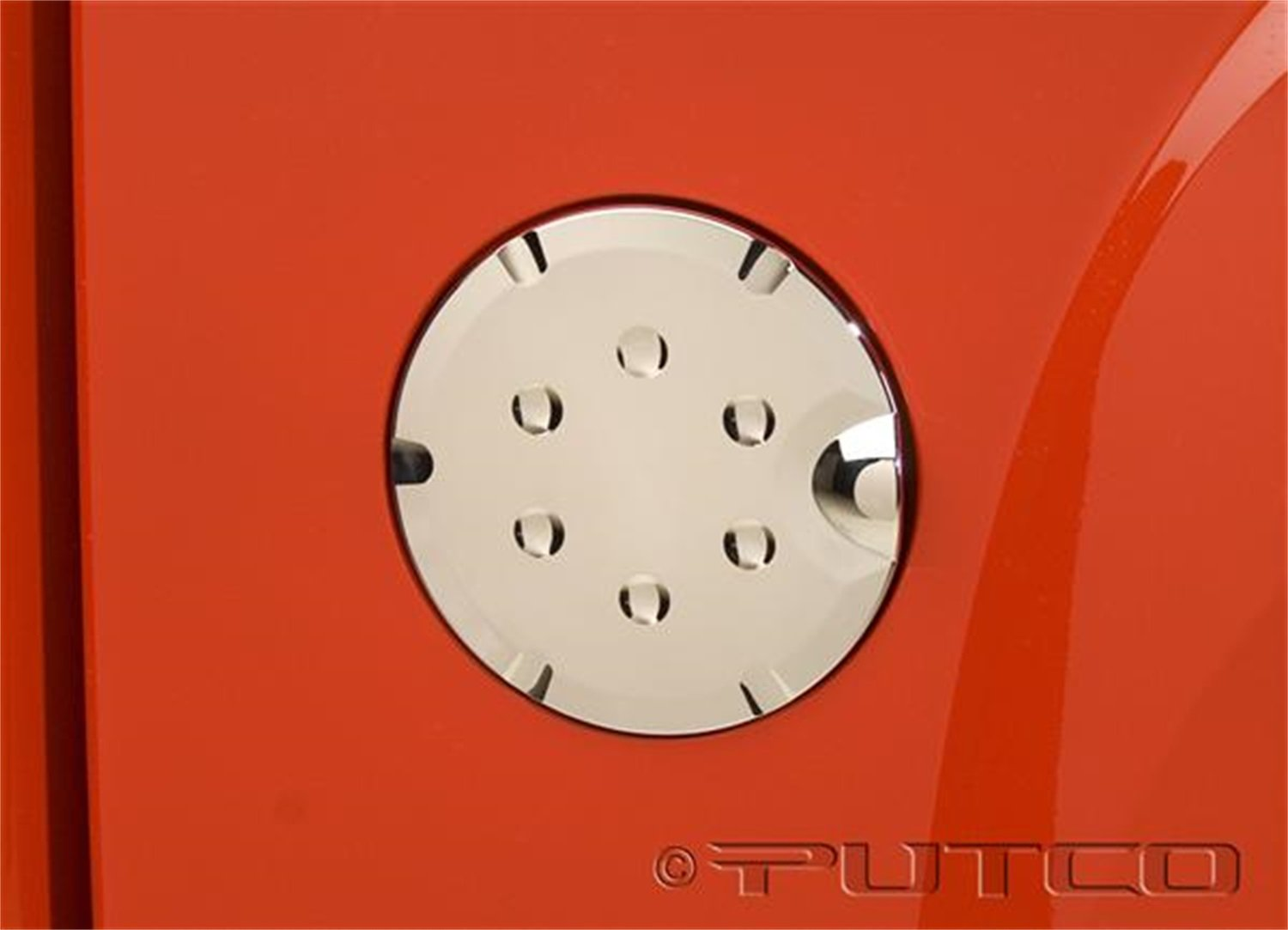 Putco 401989 Fuel Tank Door Cover