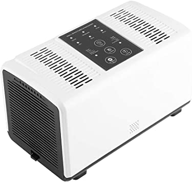 15 m² 220 V purificador de aire iones negativos doble ventilador y ...