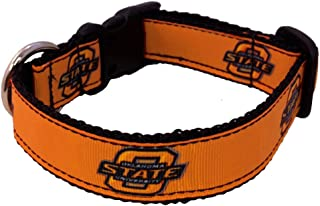product image for NCAA Oklahoma State Cowboys Collegiate Dog Collar, Large